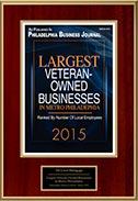 Top Veteran-owned Business